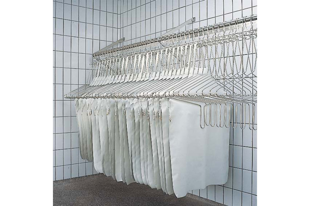 Storage Wardrobe with apron hanger