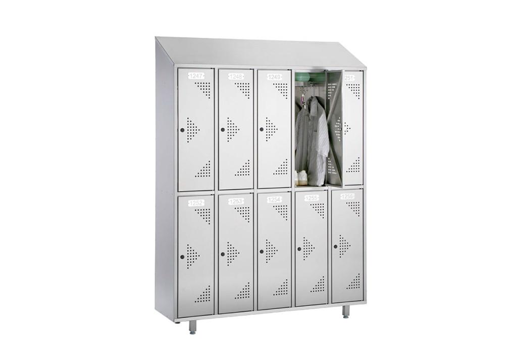 Wardrobe installation Locker