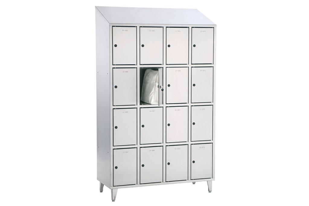 Wardrobe installation Personal locker cabinet