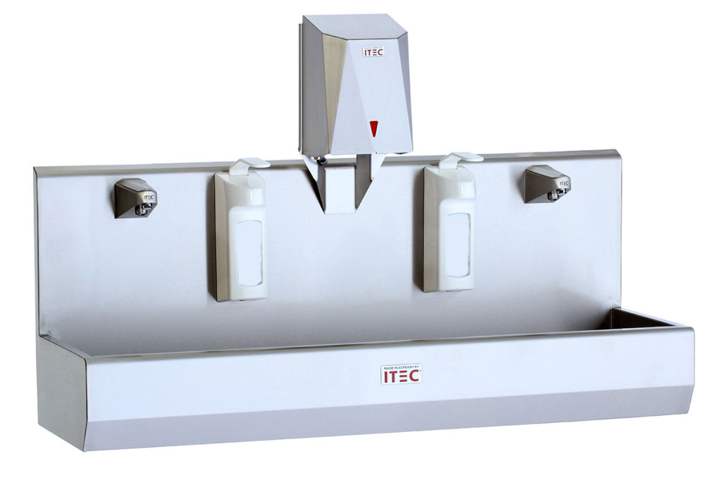 Hand wash trough Type 20550