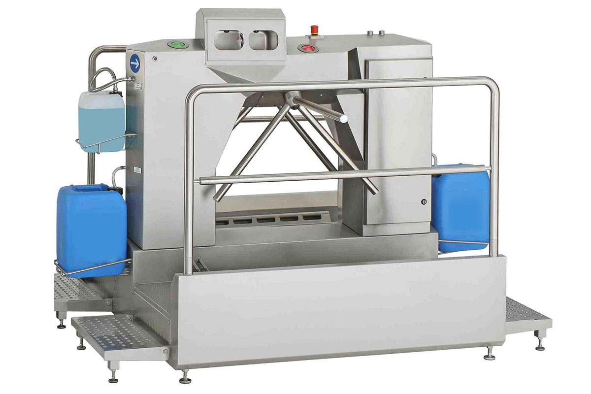 Hygiene station Star Clean Compact Type 23891-1000