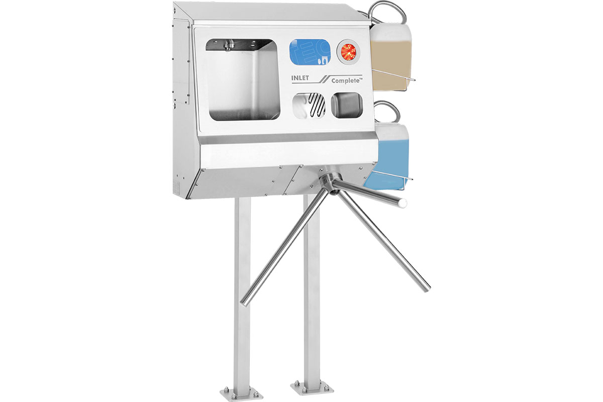 Monitored hand wash Inlet Complete Type 23760 / 23770