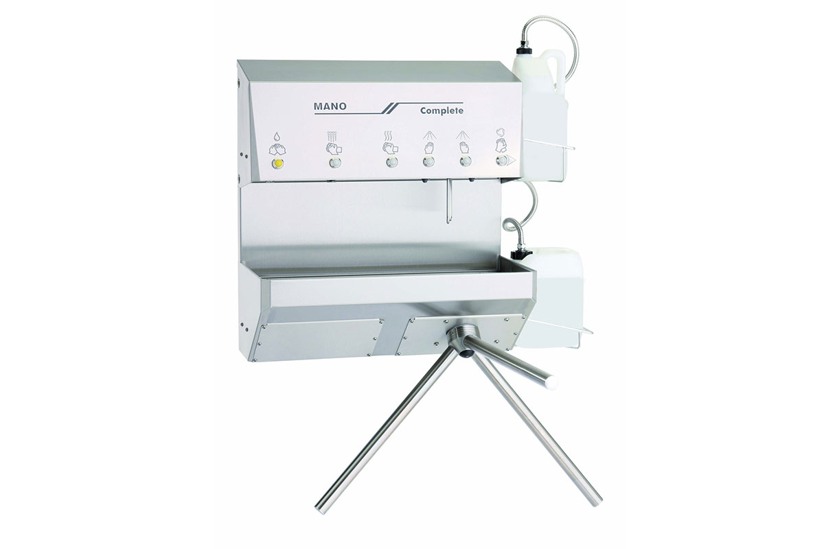 Monitored hand wash Mano Complete Type 23765 / 23775