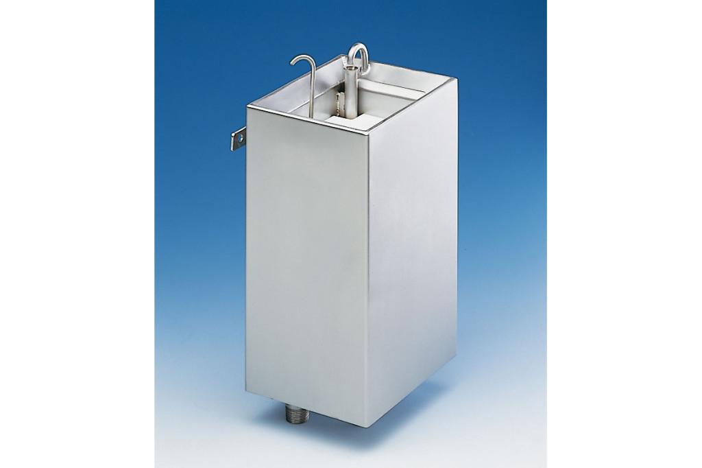 Knife holder cleaning system Sterilisation tank Type 2151