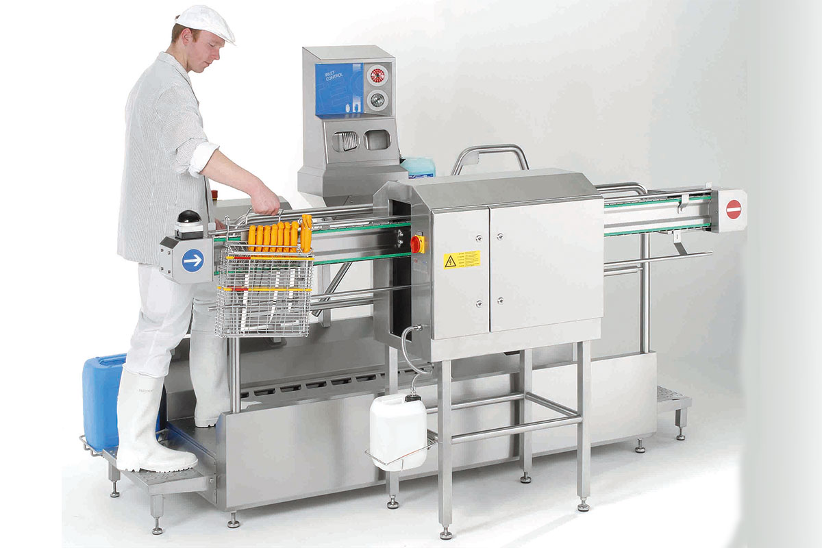 Knife holder cleaning system Type 22400
