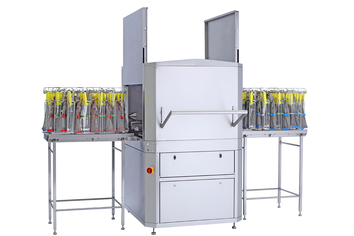 Knife holder cleaning system Type 22510
