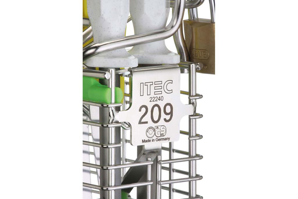 Knife holder system Type 22240