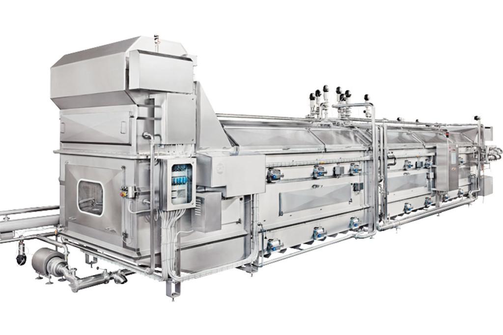 Salt bath system Immersion system
