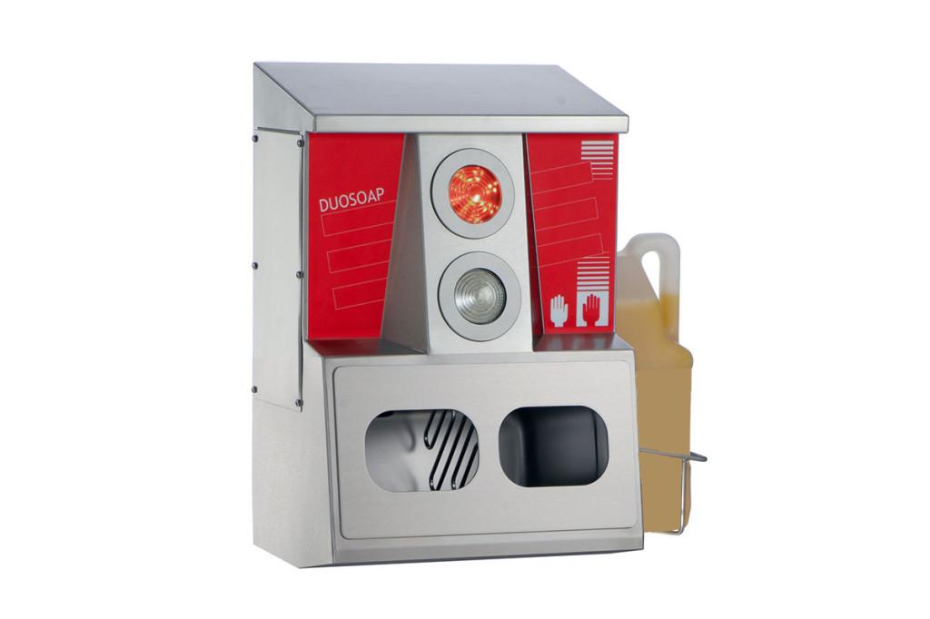 Disinfection/automatic soap dispenser Duosoap type 23702
