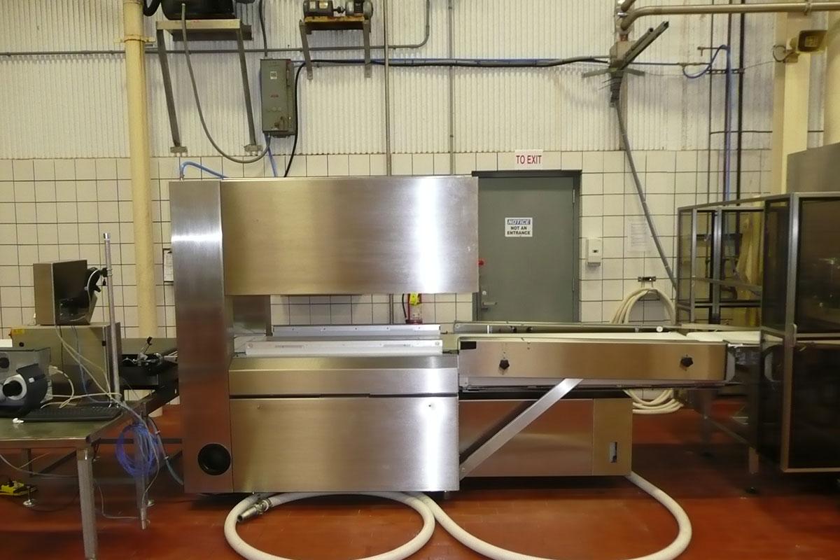 Special packaging K8 vacuum chamber machine