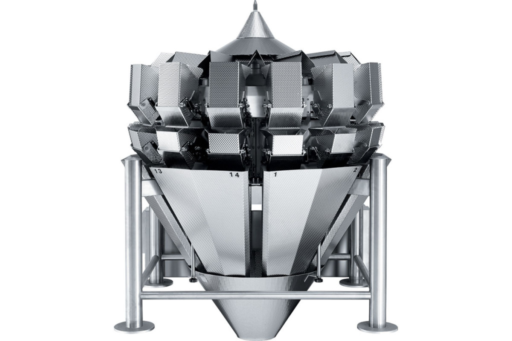 Feed system Multihead weigher C2
