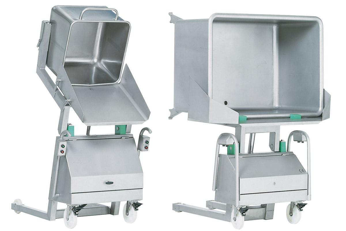 Ergo-Loader Typ 27550 & 27500