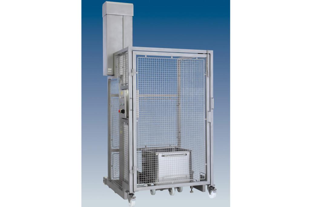 Hebekippvorrichtung-Typ-27000-fahrbare-Ausfuehrung-mit-Schutzkaefig