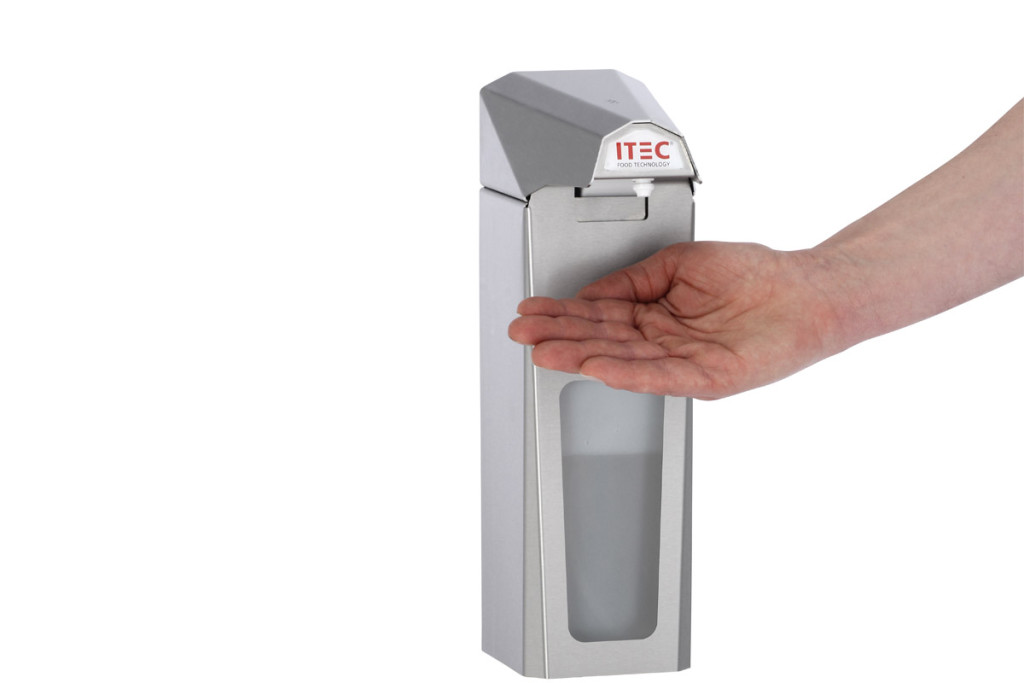 """Soap dispenser/disinfection Type """"Touchless"""""""