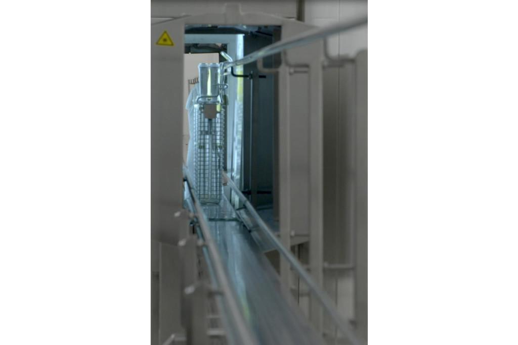 UV Desinfectionsmodul 22300 Interior Close