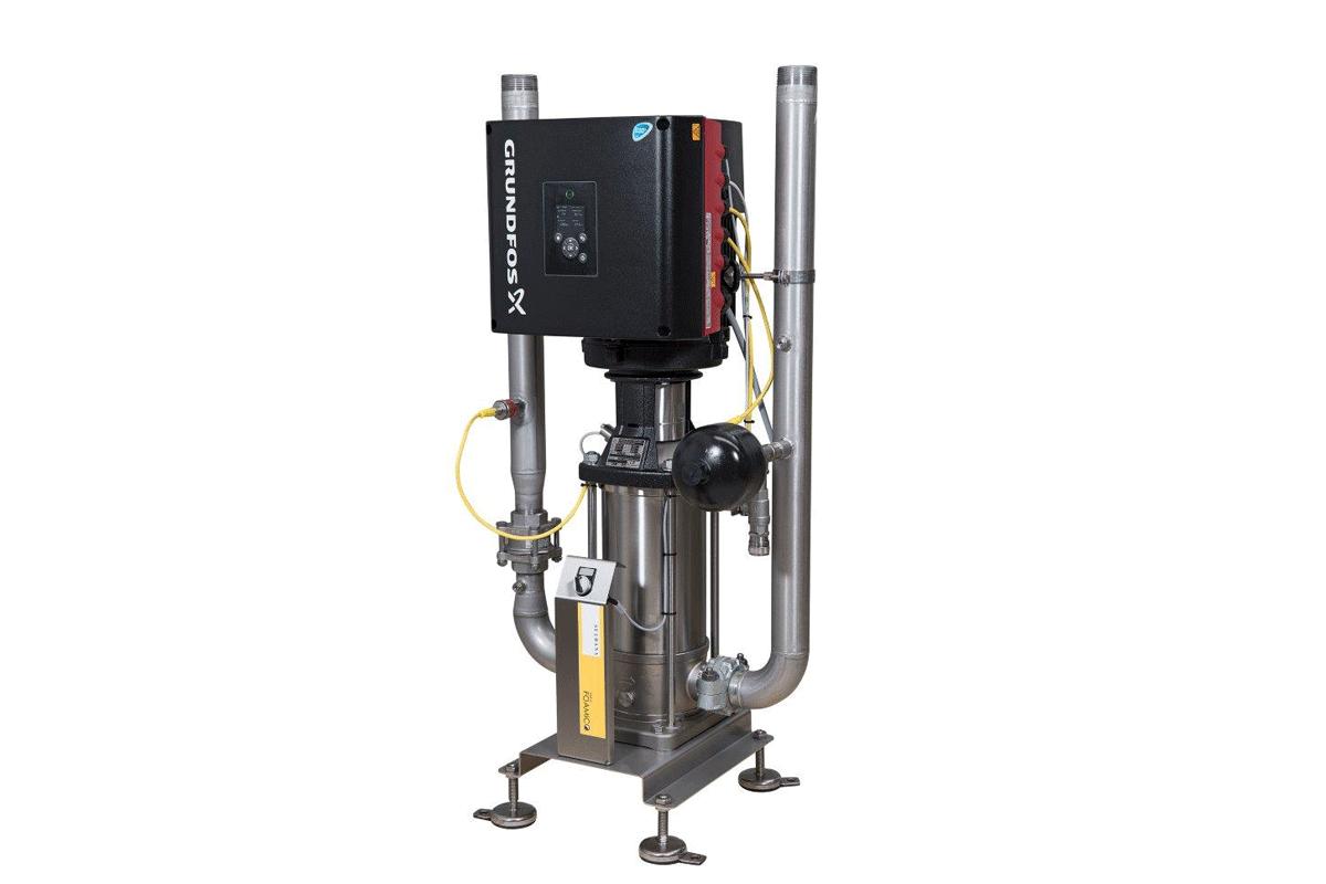 Sistema d'incremento della pressione Booster B 270-27