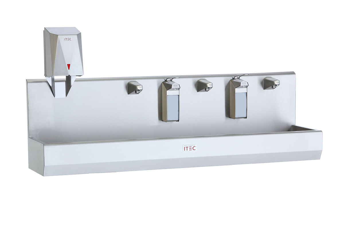 Hand wash trough Type 20550