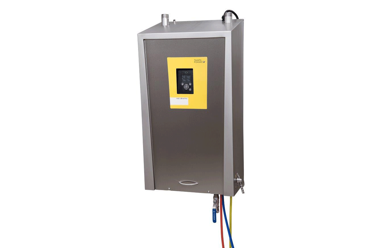 Dispositifs de nettoyage fixes Stations principales