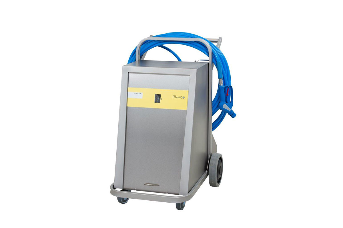 Mobile cleaning system