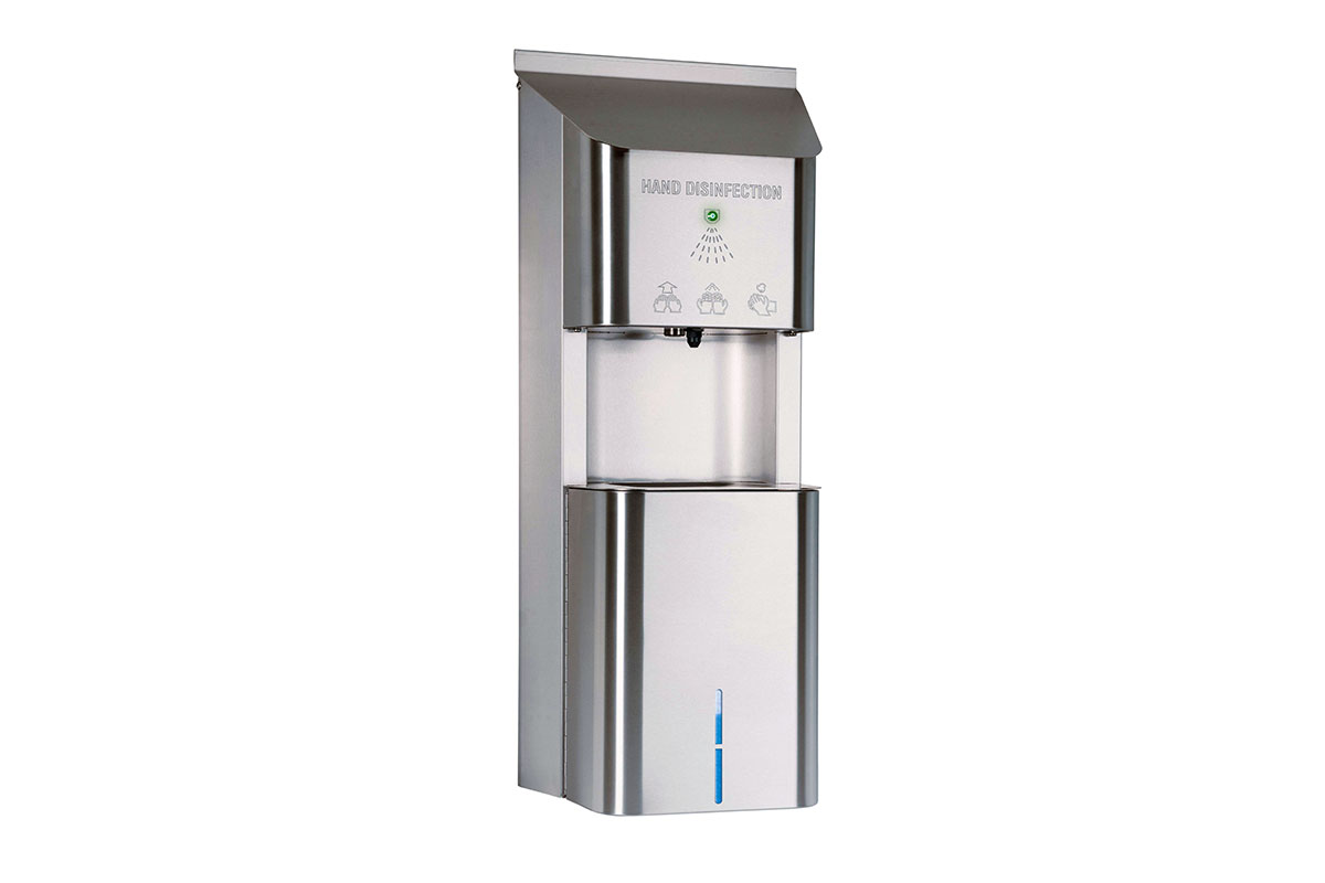 Soap dispenser/disinfectant Manotizer Type 23704