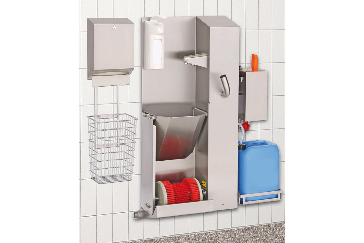 Sole cleaning Hygiene station Traditio Complete 23822