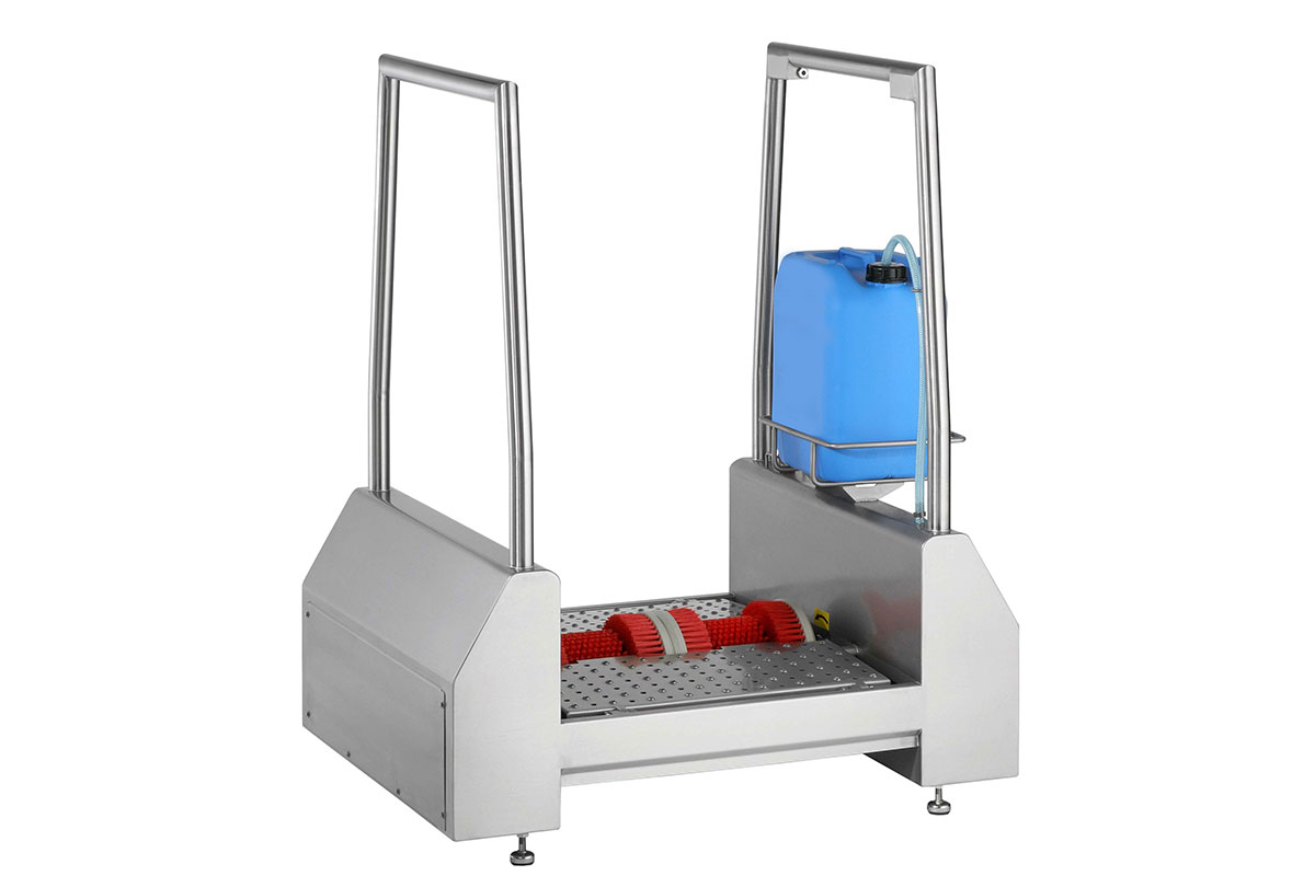 Sole cleaning Solo Dynamic 23860