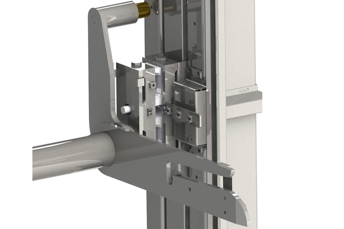 Hebekippvorrichtung Typ 27000 mit integrierter Wägezelle-2
