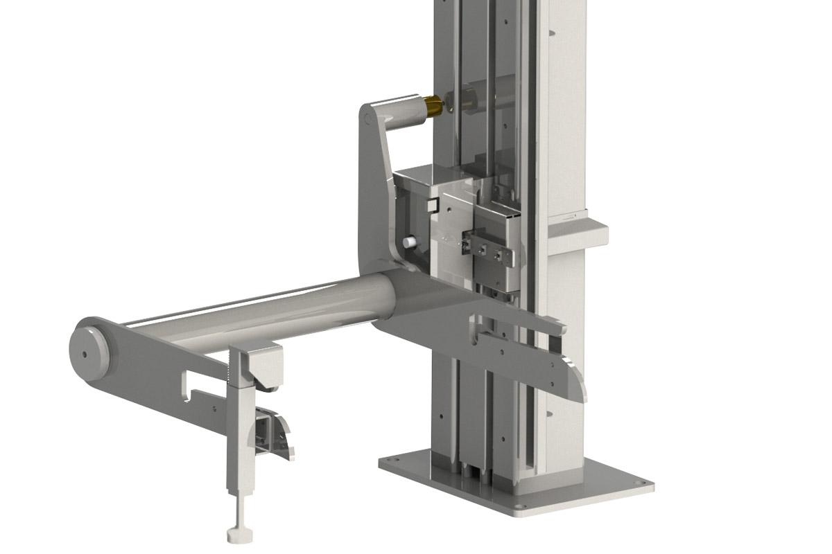 Hebekippvorrichtung Typ 27000 mit integrierter Wägezelle-3
