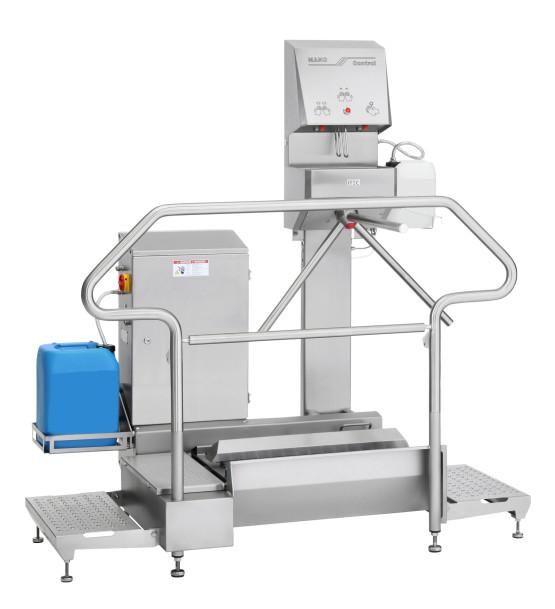 Hygienestation Typ 23876-800 mit Mano Control 23745-retuschiert