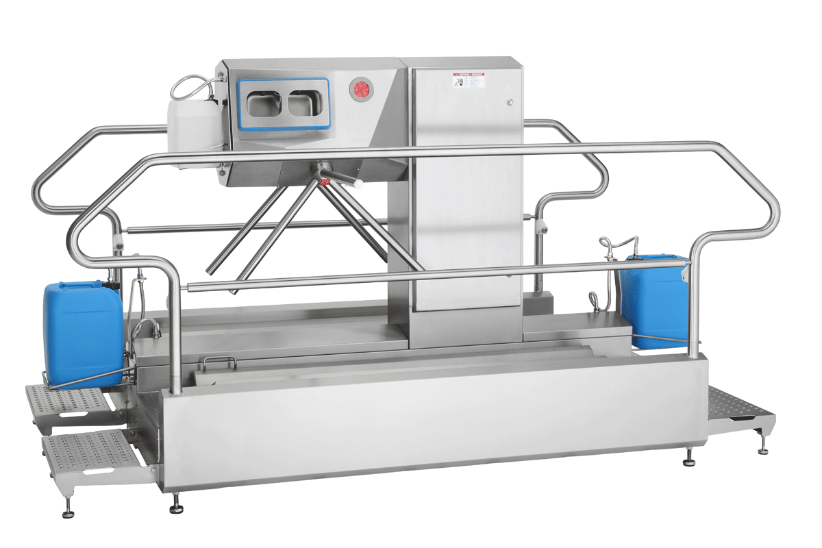 Hygiene station Star Clean Compact Type 23891-1600