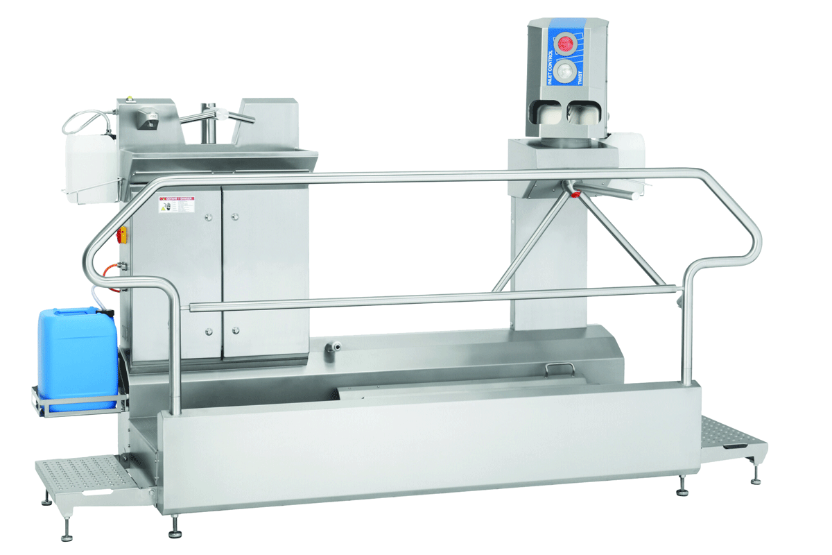 Hygiene station Star Clean Type 23881-IV-Special